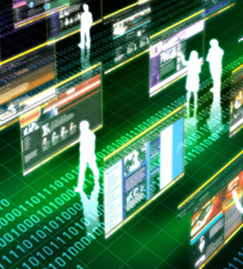 Gros plan sur l'actualité en ligne